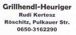 Kertesz - Grillhendl-Heuriger, Röschitz