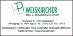 Weiskircher, Bau- u. Möbeltischlerei GmbH, Goggitsch