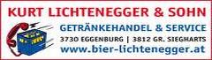 Lichtenegger Kurt, Getränkehandel & Service, Eggenburg