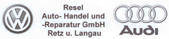 Resel, Auto- Handel u. Reparatur GmbH, Retz